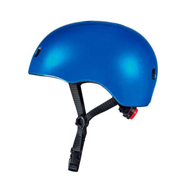 Захисний шоломй MICRO - Темно-синій металік (M)