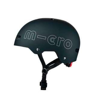 Захисний шолом MICRO - Чорний (M)