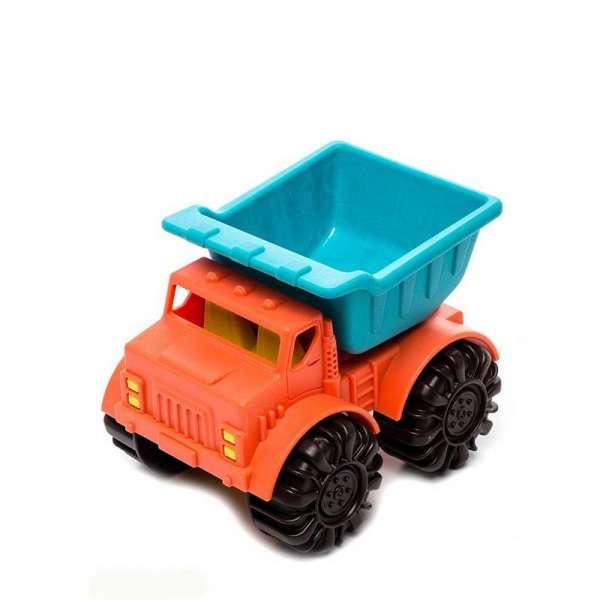 Іграшка Для Гри З Піском - Міні-Самоскид (Колір Папайя-Морський)