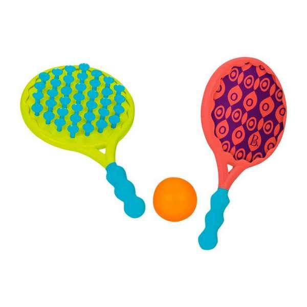 Ігровий Набір - Пляжний Теніс: Два В Одному
