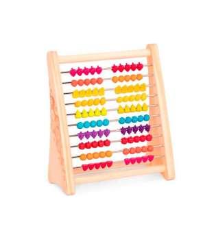 Розвиваюча дерев'яна іграшка-рахівниця - Тутті-Фрутті