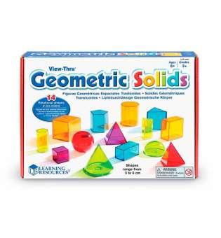 Навчальний Ігровий Набір Learning Resources - 3D-Геометрія