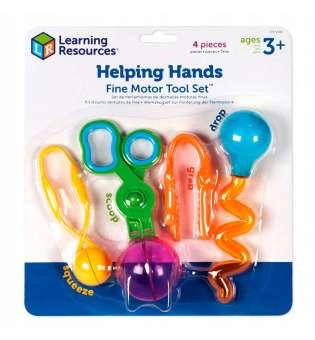 Ігровий Набір Learning Resources Серії Маленькі Рученята - Веселі Інструменти