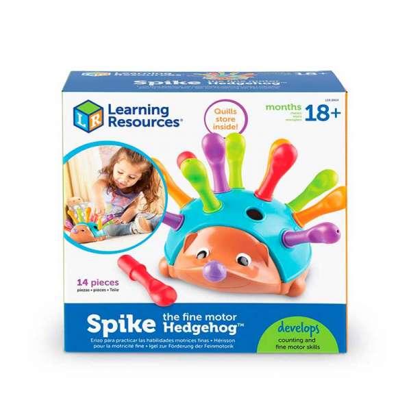 Навчальний Ігровий Набір-Сортер Learning Resources - Веселий Їжак