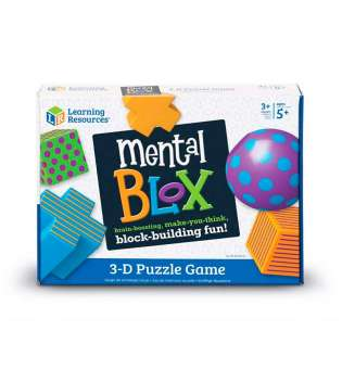 Розвиваюча Гра Learning Resources - Ментал Блокс