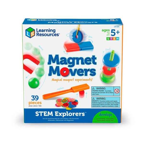 Навчальний Ігровий Набір Learning Resources - Експерименти З Магнітами
