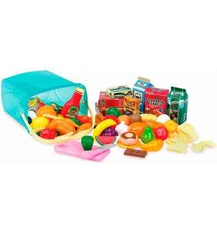 Ігровий набір - Кошик з продуктами