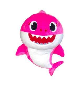 Інтерактивна м'яка іграшка BABY SHARK - Мама Акуленятка