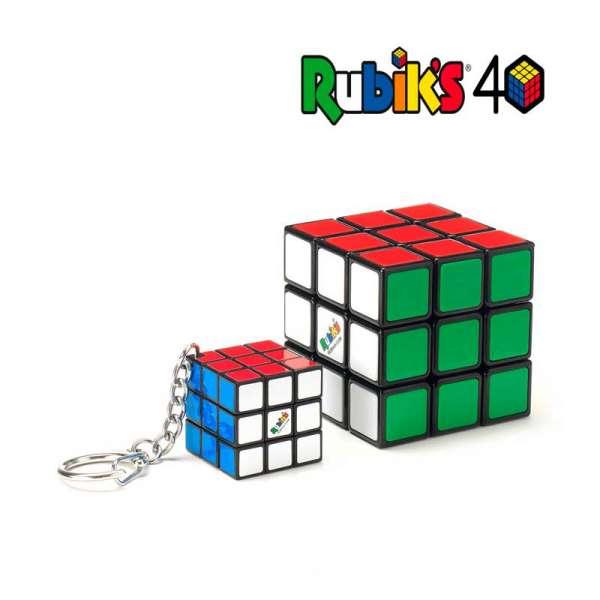 Набір Головоломок 3*3 Rubik's - Кубик Та Міні-Кубик (З Кільцем)