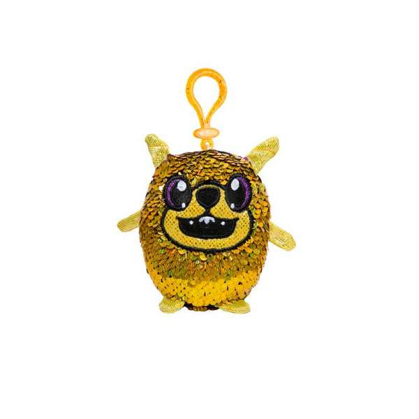 м'яка Іграшка з паєтками Shimmeez S2 - Енергійний Мопс