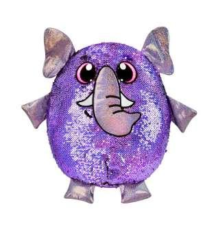 м'яка Іграшка з паєтками Shimmeez S2 - Сильний Слон