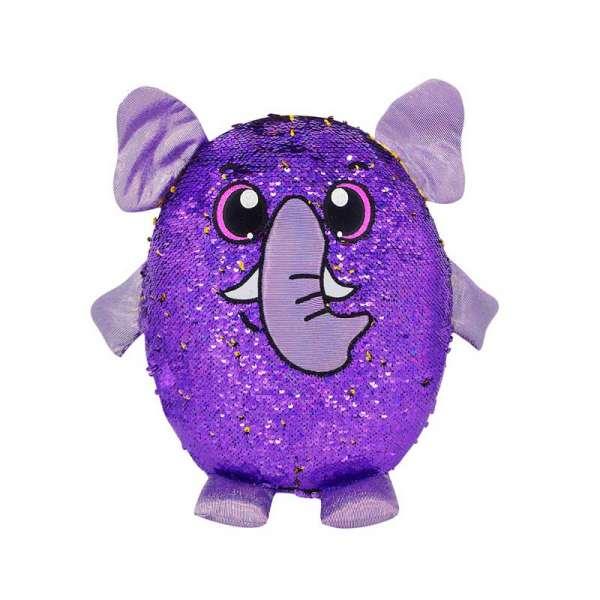 м'яка Іграшка З Паєтками Shimmeez S3 - Слоник Мікаела