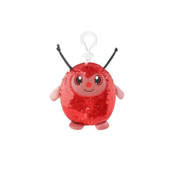 м'яка Іграшка з паєтками Shimmeez - Симпатичне Сонечко
