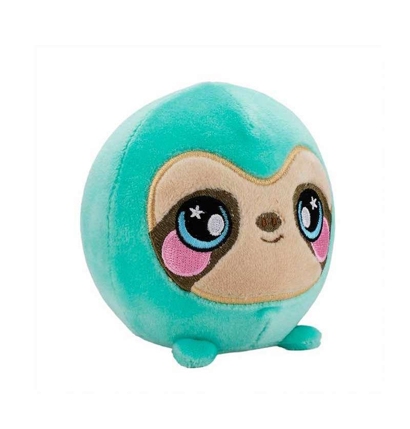 Ароматна м'яка Іграшка Squeezamals S2 - Лінивий Сплюша