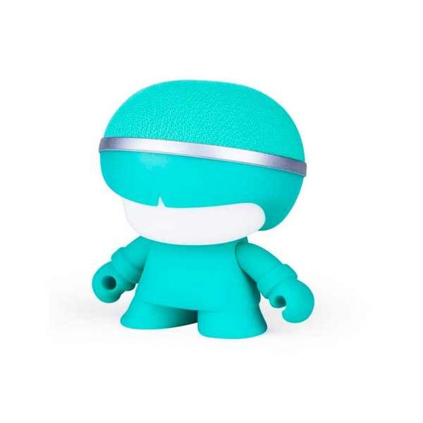 Акуст. Система Xoopar - Mini Xboy(7,5Cm, М'Ятна, Bluetooth, Моно)