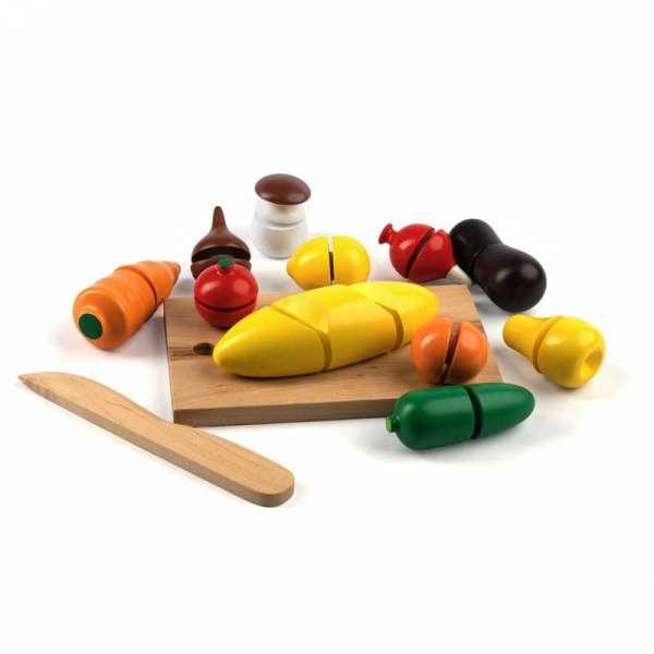 Ігровий набір Маленький повар (дерев'яна коробка)