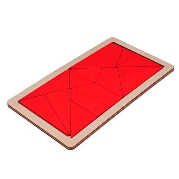 Гра -головоломка-мозаїка Стомахіон/остомахіон. Інструкція