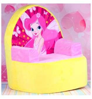 Детское кресло игрушка №3, 60 см.