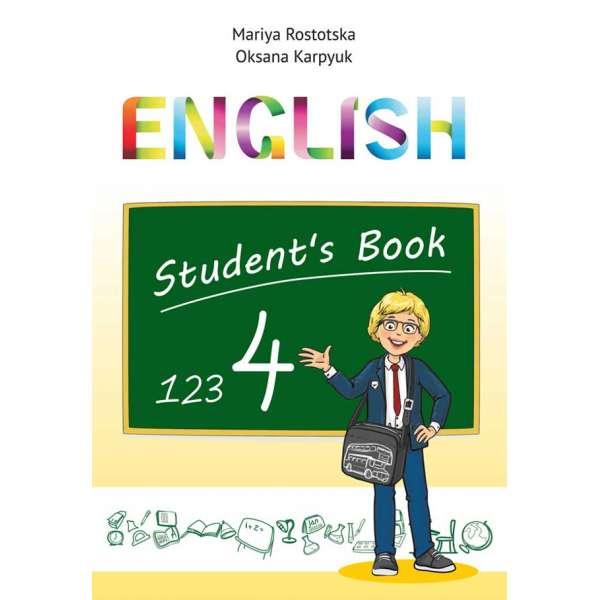 Підручник Англійська мова для 4 класу