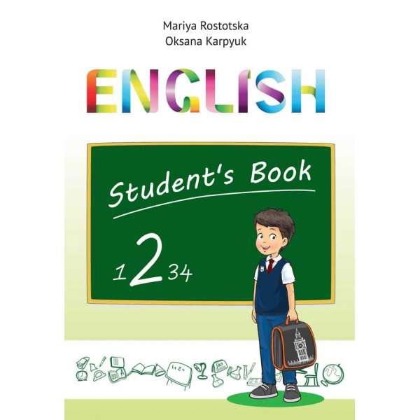Підручник Англійська мова для 2 класу