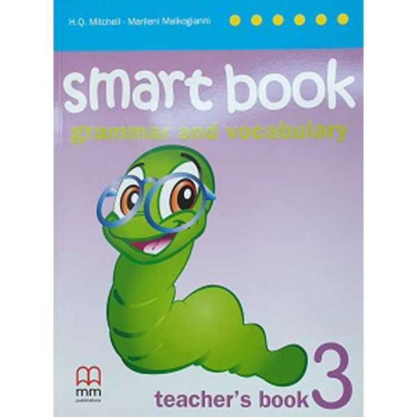 Smart Book for UKRAINE НУШ 3 Teacher's Book SJ