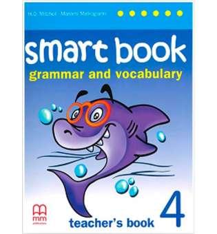 Smart Book for UKRAINE НУШ 4 Teacher's Book SJ