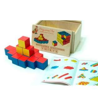 Іграшка за методикою Нікітіних Унікуб