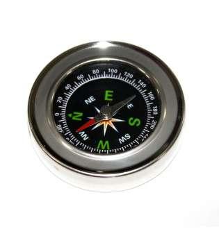 Компас шкільний, металевий, d = 60 мм НУШ
