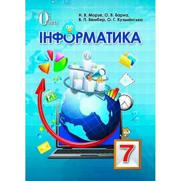 Інформатика, 7 кл.
