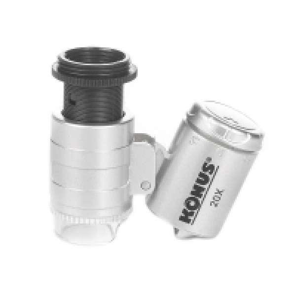 Мікроскоп KONUS KONUSCLIP-2 20x для смартфона