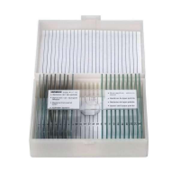 Набір мікропрепаратів KONUS Патологічні тканини людського тіла, частина I (10 шт.)