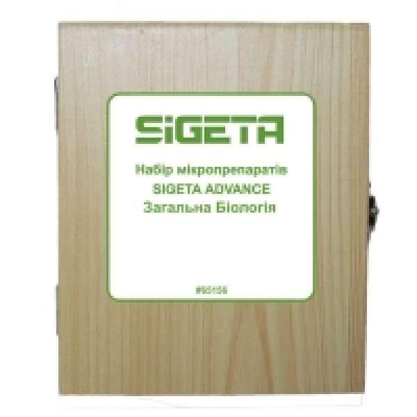 Набір мікропрепаратів SIGETA ADVANCE Загальна біологія (30 шт.)