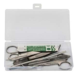Набір інструментів для препарування SIGETA Dissection Kit