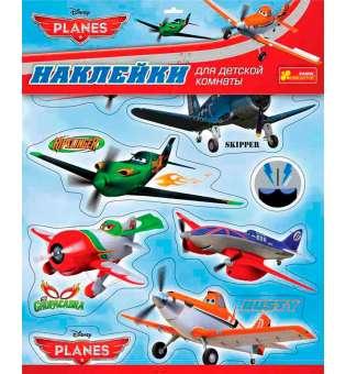 Інтер`єрні наклейки Дісней Літачки-1 15153031Р