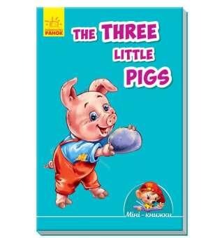 The Three Little Pigs / Вчимося з Міні