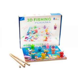 Гра Злови жабу у морі 3Д