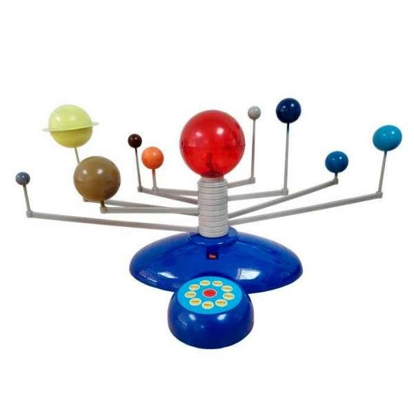 Макет Сонячної Системи Планетарію електронний