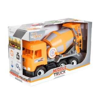 """Middle truck"" бетонозмішувач Сity"