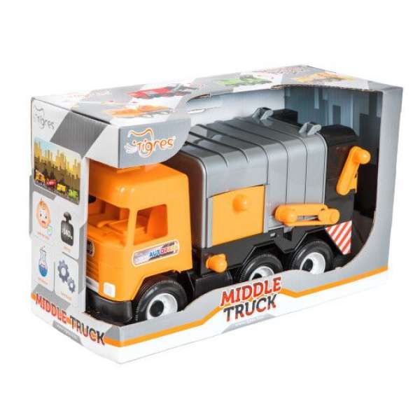 """""""Middie truck"""" сміттєвоз Сity"""