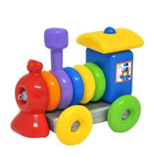 """Іграшка розвиваюча """"Funny train"""" 14 ел., Tigres"""