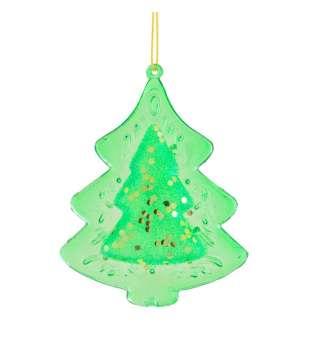 """Іграшка Yes! Fun новорічна """"Смерічка"""", зелена d-10 см."""