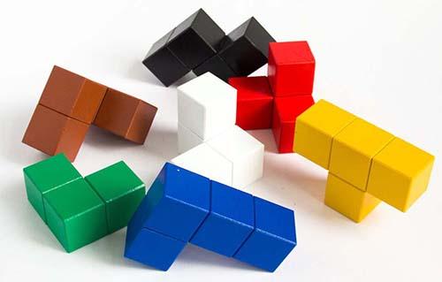 Кубики для всіх - методика Нікітіних